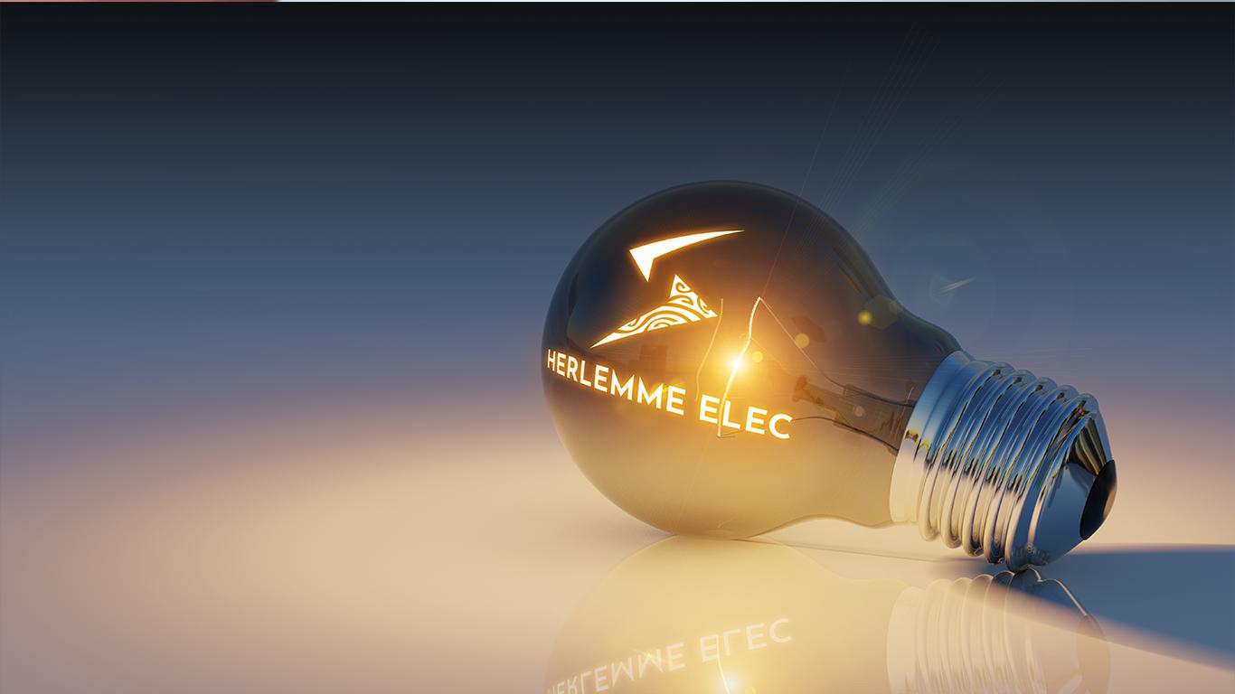 Projet Herlemme Elec - jenlidesign.com