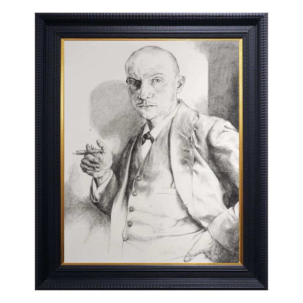 Portrait Dr Helber - Syndrome SGG - jenlidesign.com