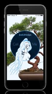 Iphone - Contact - jenlidesign.com