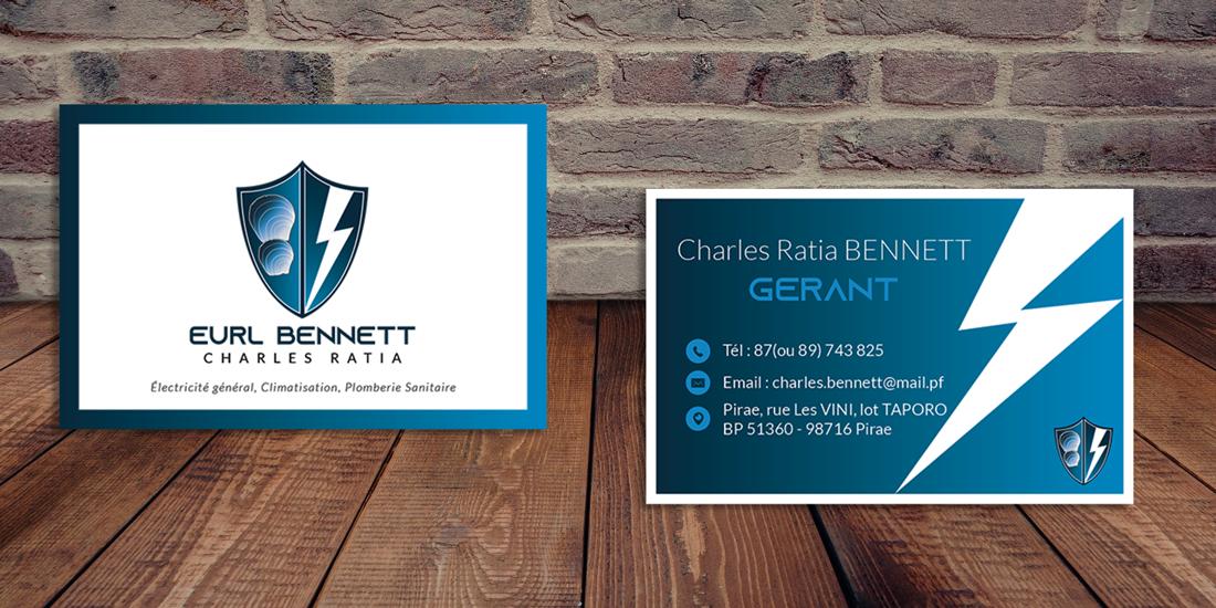 Projet EURL BENNETT CHARLES RATIA - jenlidesign.com