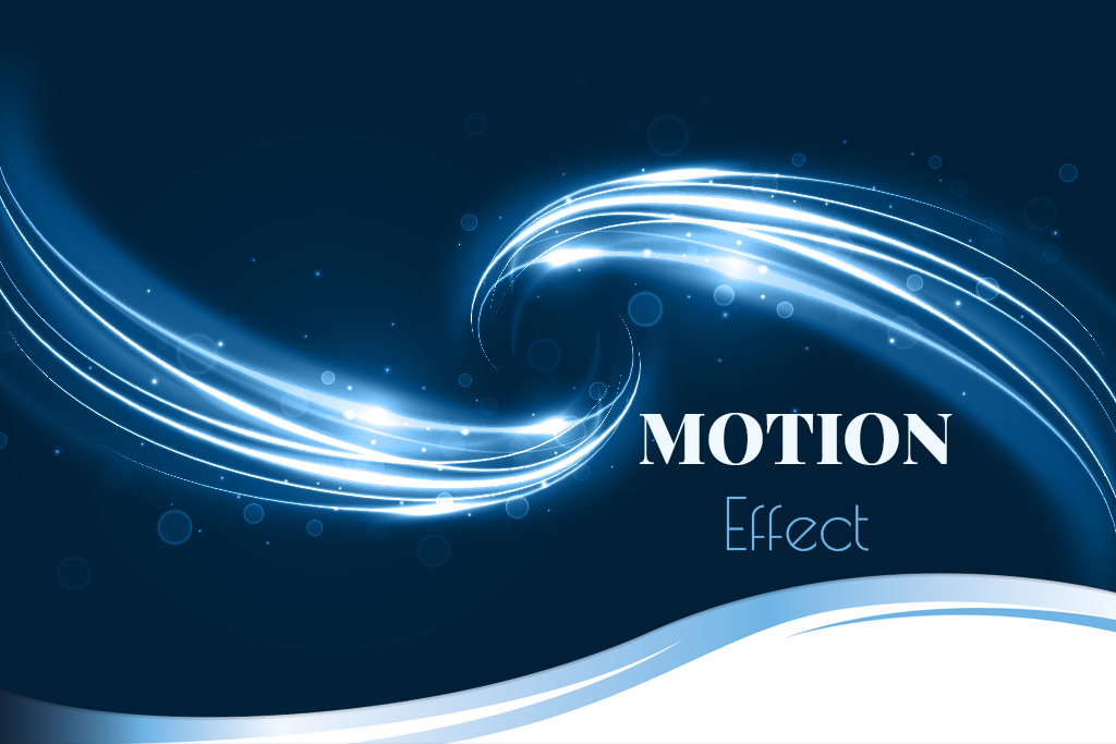 Motion Effect - jenlidesign.com